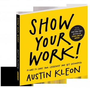 Show Your Work 3d Hi Res Cover