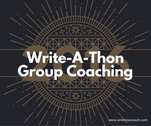Write-A-Thon Group Coaching