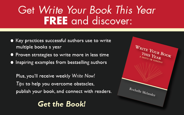 Write Your Book This Year