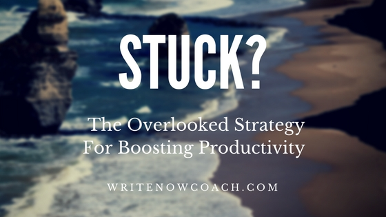 The Overlooked Strategy For Boosting Productivity