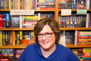 Author Lori Rader-Day