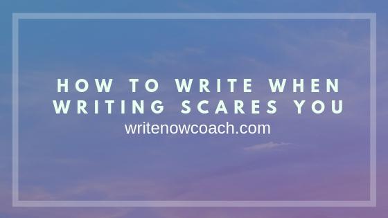 writing small