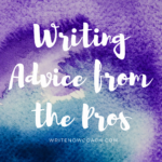writing advice