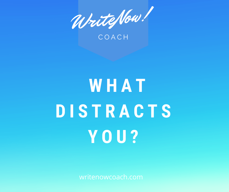 defeat distraction