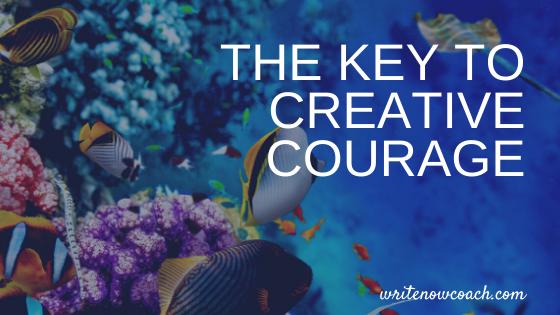 Creative Courage