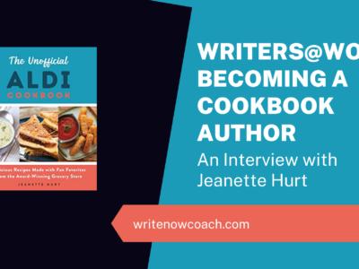 cookbook author